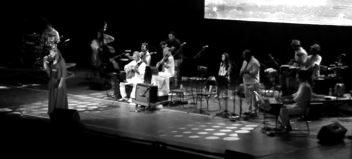 Photo 3 - Concert Brésil 2014 - Teatro RIACHUELO - Natal RN - Brésil